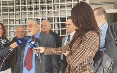 Μηνυτήριος Αναφορά κατά παντός υπευθύνου για τα επεισόδια της 20ης Ιανουαρίου στο Σύνταγμα