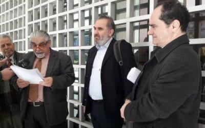 {ΟΛΟΚΛΗΡΗ} η Μυνητήριος αναφορά εναντίον των κ.κ.  π.Υπουργών Π. Καμμένου και Ν. Κοτζιά